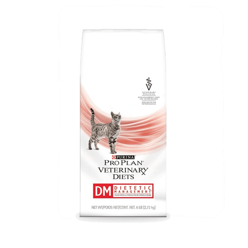 Alimento Pro plan Veterinary Diet Felino DM