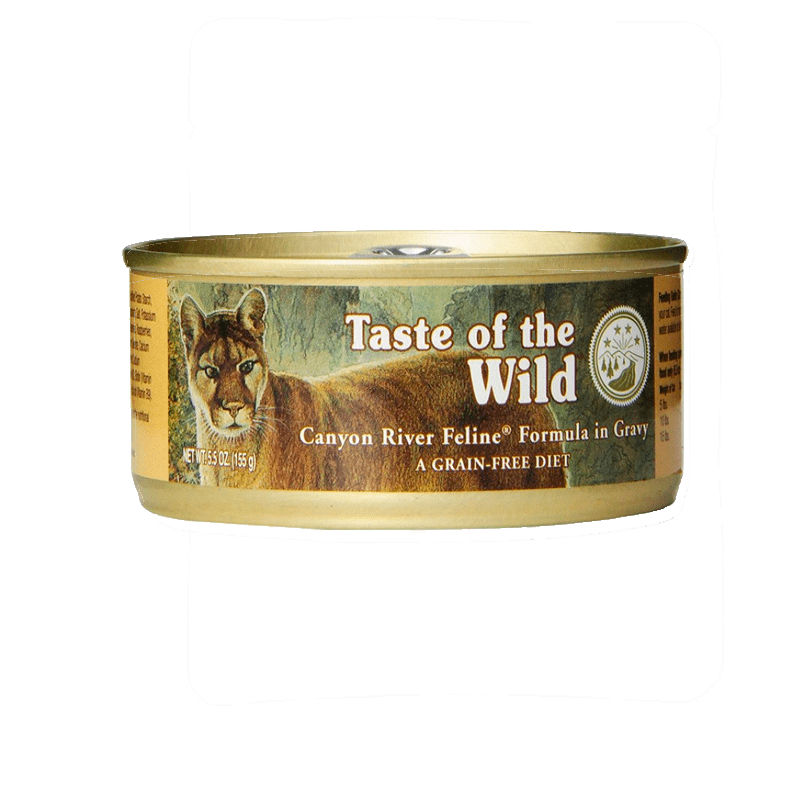Alimento Taste of The Wild Gato Canyon River Alimento Húmedo