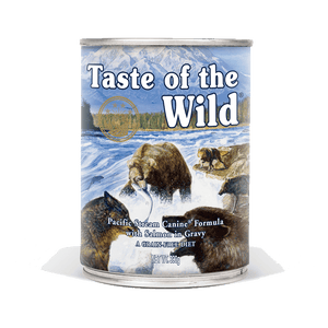 Alimento Taste of The Wild Perro Adulto Pacific Húmedo 13,2Oz