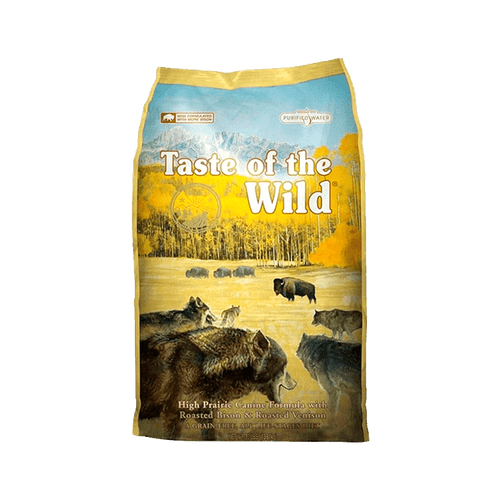 Alimento Taste of The Wild Perro Adulto Prairie