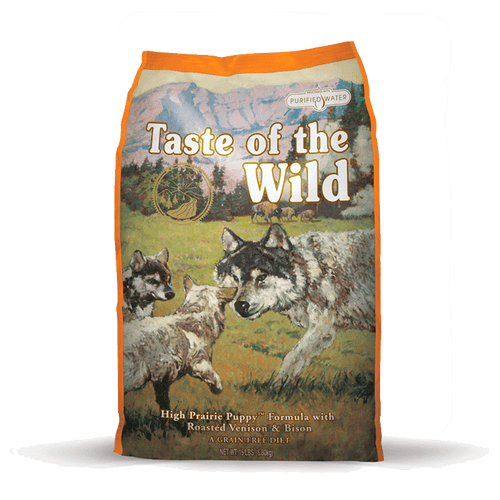 Alimento Taste of The Wild Perro Cachorro High Prairie