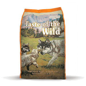 Alimento Taste of The Wild Perro Cachorro High Praire