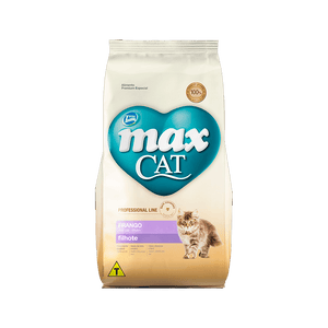 Alimento Total Max Cat  Gatitos Pollo