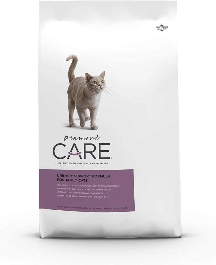 DIAMOND CARE URINARY ADULT CAT