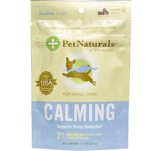 Nutraceutico Antiestres  Calming Small Dog 21 Tab
