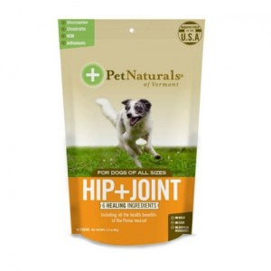 PET NATURALS HIP & JOINT SMALL DOG/CAT 45 TAB