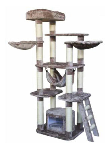 Gimnasio Para Gato LUXURY CAT TREES PS28