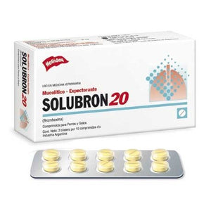SOLUBRON 20MG 30COMP