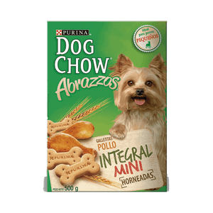 Snack Dog Chow Abrazzos Integral Mini X 500GR