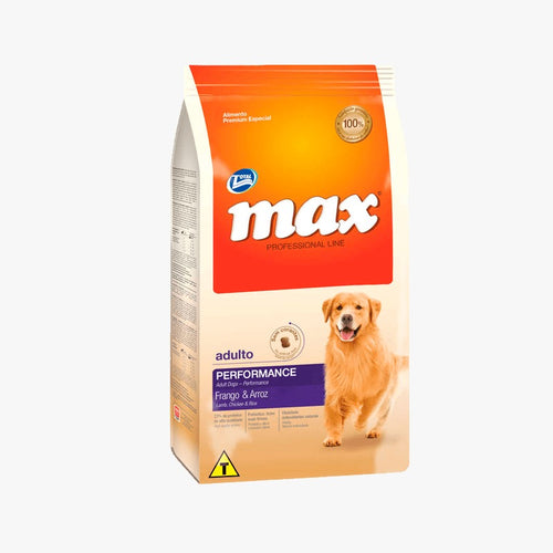 Alimento Canino Total Max Performance Adulto Pollo