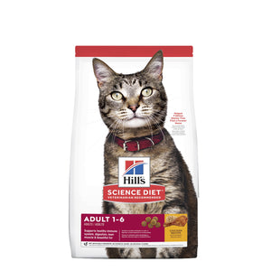 Alimento Hills Gato Adulto OPTIMAL CARE