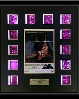 Star Wars Episode IV: A New Hope (1977) - 12 Cell Display