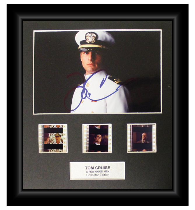 A Few Good Men (1992)  - 3 Cell Autographed Display