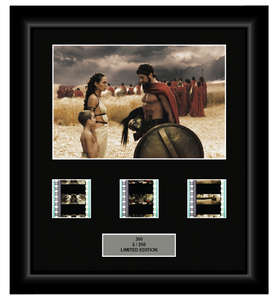 300 (2006) - 3 Cell Display