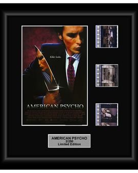 American Psycho (2000) - 3 Cell Display