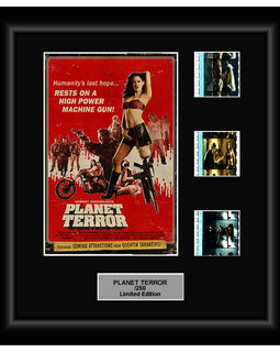 Planet Terror (2007) - 3 Cell Display