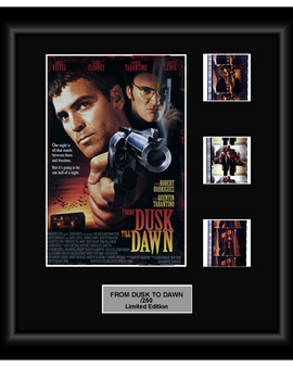 From Dusk till Dawn (1996) - 3 Cell Display
