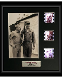 Gomer Pyle USMC Collector Edition - 3 Cell Display