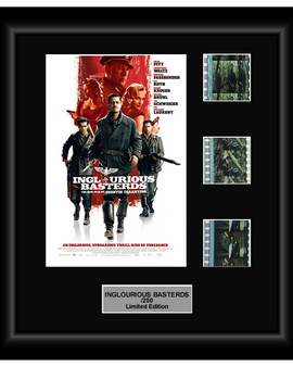 Inglourious Basterds (2009) - 3 Cell Display
