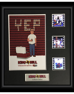King of the Hill Collector Edition - 3 Cell Display
