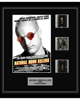 Natural Born Killers (1994) - 3 Cell Display