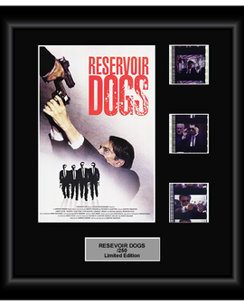 Reservoir Dogs (1992) - 3 Cell Display