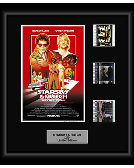 Starsky & Hutch (2004) - 3 Cell Display