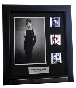 Audrey Hepburn (Style 1) - 3 Cell Display