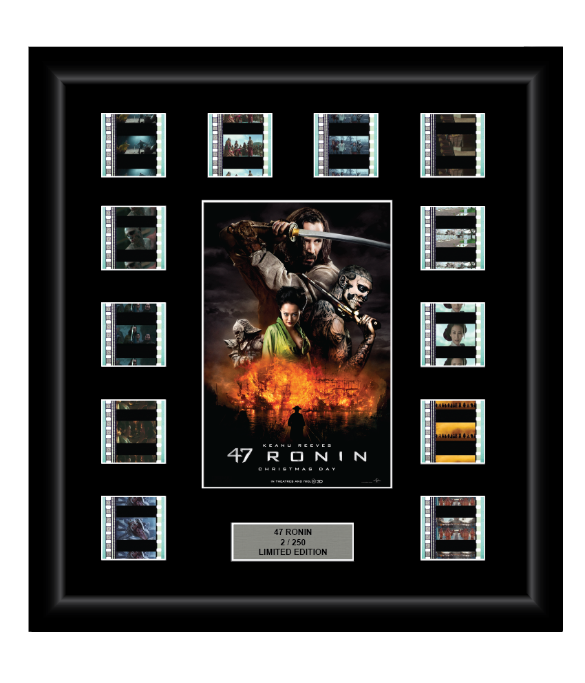 47 Ronin (2013) - 12 Cell Film Display
