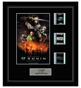 47 Ronin (2013) - 3 Cell Display Film Display