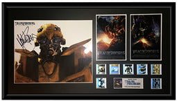 Transformers: Revenge of the Fallen (2009) - Autographed Film Cell Display
