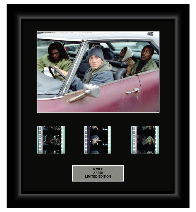 8 Mile (2002) - 3 Cell Display (1)
