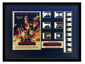 Machete (2010) Limited Edition - Film Cell Display