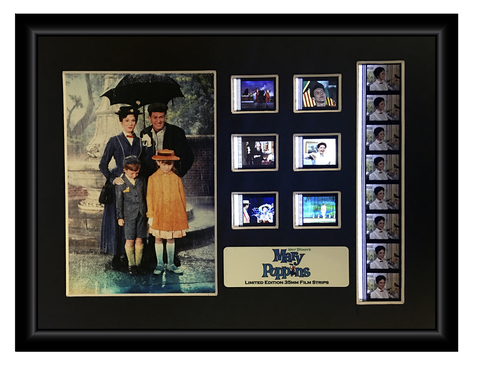 Mary Poppins (1964) Limited Edition - Film Cell Display