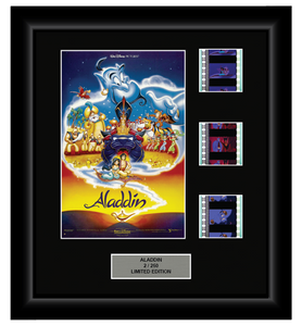 Aladdin (1992) - 3 Cell Display