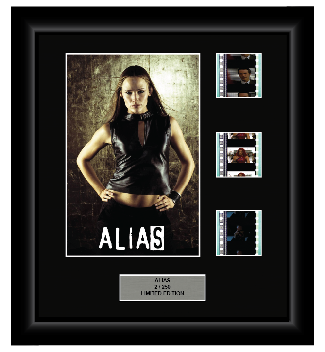 Alias - 3 Cell Display - ONLY 1 AT THIS PRICE!