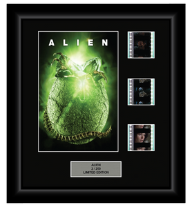 Alien: Director's Cut (1983) - 3 Cell Display