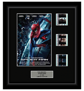 Amazing Spider-Man (2012) - 3 Cell Display