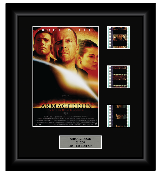 Armageddon (1998) - 3 Cell Display