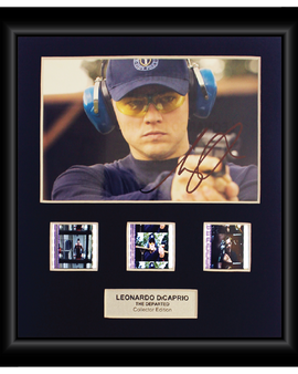 Departed (2006)  - 3 Cell Autographed Display