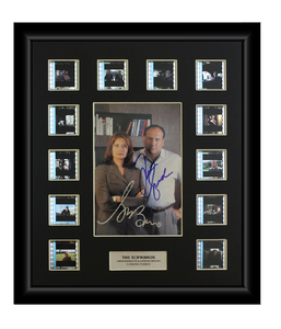 The Sopranos (1999) - 12 Cell Autographed Display