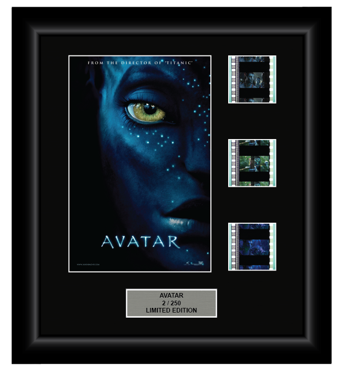 Avatar (2009) - 3 Cell Display