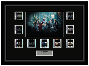 Avengers (2012) - 9 Cell Display