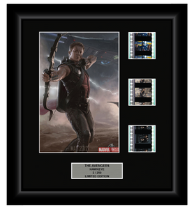 Avengers Hawkeye (2012) - 3 Cell Display