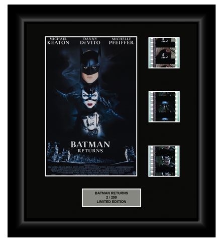 Batman Returns (1992)  - 3 Cell Display
