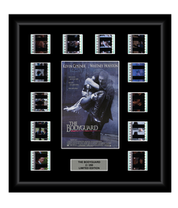 Bodyguard, The (1992) - 12 Cell Classic Display