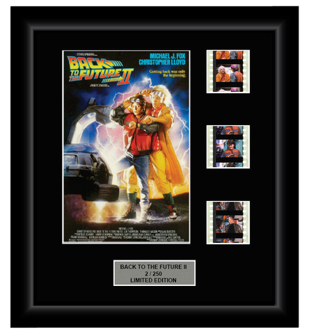 Back to the Future II (1989) - 3 Cell Classic Display