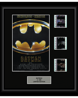 Batman (1989) - 3 Cell Display