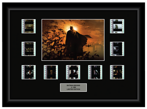 Batman Begins (2005) - 9 Cell Display