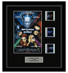 Batman & Robin (1997) - 3 Cell Display